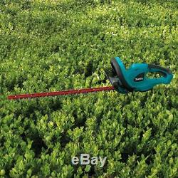 Makita 22 In. 18-Volt LXT Lithium-Ion Cordless Hedge Trimmer Straight Shaft Tool