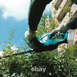 Makita Cordless Hedge Trimmer 18-Volt Electric Lithium-Ion Double-Sided Blade