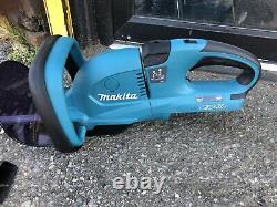 Makita DUH551 Twin 18V LXT 550mm Hedge Trimmer Bare Unit Cordless Garden 36v