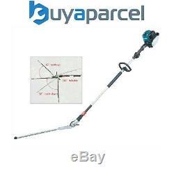Makita EN4950H 25.4cc 4 Stroke Petrol Heavy Duty Pole Hedge Trimmer PTR2500 RP