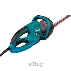 Makita Electric Hedge Trimmer Corded Double Sided Hand Held Tool 22 Inch 4.8 Amp