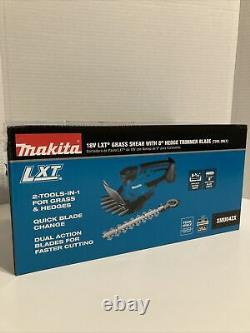 Makita Grass Shear with Hedge Trimmer Blade (Tool Only)