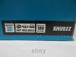 Makita XHU02Z 18V Li-Ion Cordless Hedge Trimmer Tool (Tool Only)