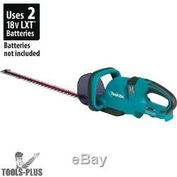 Makita XHU04Z 18V X2 LXT Cordless Lithium-Ion (36V) Hedge Trimmer Tool Only New