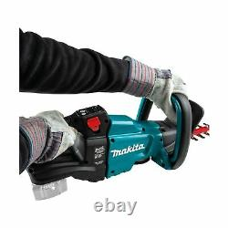 Makita XHU07Z 18V LXT Lithium-Ion Cordless Brushless 24 Hedge Trimmer, Tool