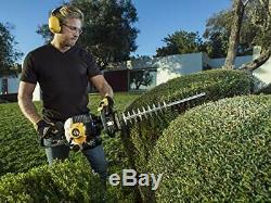 Mcculloch HT 5622 Petrol Hedge Trimmer, 22 cc, Cutting Blade 56 cm