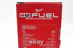 Milwaukee 2527-20 M12 FUEL HATCHET 6 Pruning Saw, Bare Tool