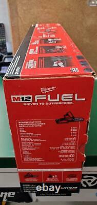 Milwaukee 2527-80 M12 FUEL HATCHET Brushless 6 Pruning Saw Tool Onl (E10013978)