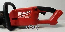 Milwaukee 2726-20 M18 Fuel 24 Cordless Hedge Trimmer Tool Only L