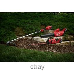 Milwaukee Cordless Hedge Trimmer 18-Volt Lithium-Ion Brushless (Tool-Only)