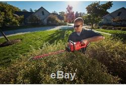 Milwaukee Cordless Hedge Trimmer Kit M18 18-Volt Brushless Battery Rapid Charger