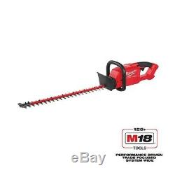 Milwaukee Cordless Hedge Trimmer M18 18-Volt Double Sided Brushless (Bare Tool)