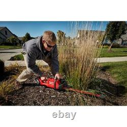 Milwaukee Cordless Hedge Trimmer M18 FUEL 24 18-Volt Brushless (Tool-Only)