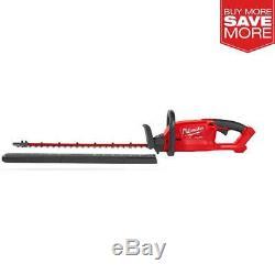 Milwaukee Hardened Steel Blades Hedge Trimmer Tool Only Brushless Cordless 18V