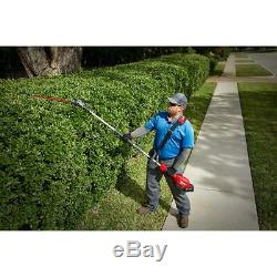 Milwaukee Hedge Trimmer AttachmentWith QUIK-LOK 3 ft Attachment Extension Tool