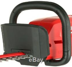 Milwaukee Hedge Trimmer Tool 18-V Li-Ion Brushless Cordless Metal Gear Case New