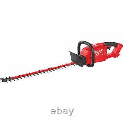 Milwaukee M18 FUEL Cordless Hedge Trimmer- 18V Li-Ion Tool Only Model# 2726-20