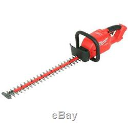 Milwaukee M18 FUEL Hedge Trimmer Chainsaw 16 in. Combo Brushless Cordless 2-Tool