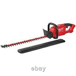 Milwaukee M18 Fuel 18-V Lithium-Ion Brushless Cordless Hedge Trimmer (Tool-Only)