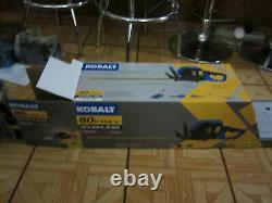 NEW Kobalt 80v Max Brushless Hedge Trimmer (Tool Only)
