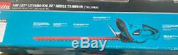 NEW MAKITA 22 in. 18-Volt LXT Lithium-Ion Cordless Hedge Trimmer (Tool-Only)