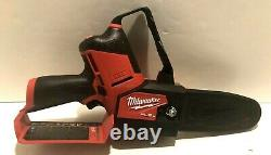 NEW Milwaukee 2527-20 M12 FUEL HATCHET Li-Ion 6 in. Pruning Saw (Tool Only)