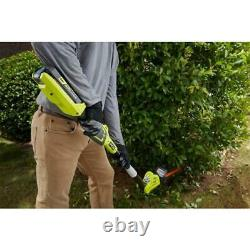 New 18 in. 40-Volt Lithium-Ion Cordless Pole Hedge Trimmer (Tool-Only)