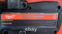 PREOWNED Milwaukee 2726-20 M18 FUEL Li-Ion Cordless Hedge Trimmer (Tool Only)