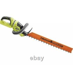 RYOBI 40V Hedge Trimmer 24 in Dual-Action Blade Handheld Cordless Tool only
