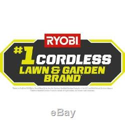 RYOBI Cordless Hedge Trimmer 22 in. 18-Volt Lithium-Ion Anti-Vibration Tool Only