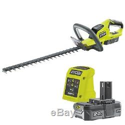 18V. Pole Hedge Trimmer Bare Tool Ryobi OPT1845 ONE
