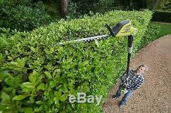 Ryobi OPT1845 One+ Pole Hedge Trimmer Body Only, Bare Tool 45cm Blade 18V New c