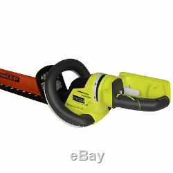 Ryobi RY40602 40V 24 Cordless Hedge Trimmer uses OP40201 OP4050A Tool Only