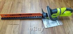 Ryobi RY40602 40V 24 Cordless Hedge Trimmer work only with 40v batt (Tool Only)