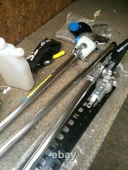 SGS Engineering, Hedge trimmer, Chainsaw, Ext Pole, safely gear & tools