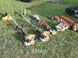 STIHL HILA 65 Battery Powered Extended Reach Hedge Trimmer Tool Only