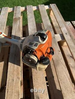 STIHL KM 55 RC KombiMotor Multi tool Hedge trimmer/Prunning sawithStrimmer Engine