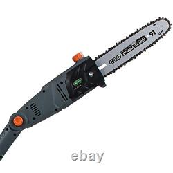Scotts Outdoor Power Tools PS45010S 10-Inch 8-Amp Corded Electric Pole Saw, Head