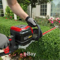 Snapper XD SXDHT82 Commercial (26) Cordless Dual-Action Hedge Trimmer Tool