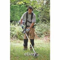 Titan TTK587GDO 25cc Petrol Landscaping Multi-Tool Line Brush hedge pruning New