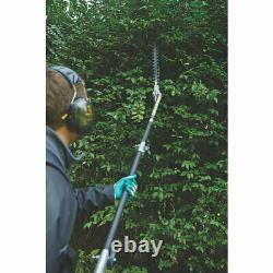 Titan TTK587GDO 25cc Petrol Landscaping Multi-Tool Line Brush hedge pruning R8