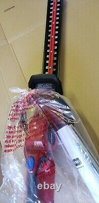 Toro Cordless Hedge Trimmer Flex Force 24 Inch 60 Volt Lithium Ion Tool Only