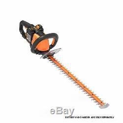 Worx Wg284.9 40V Power Share Cordless 24 Hedge Trimmer (2X20V) Bare Tool Only